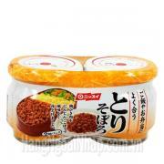 Ruốc Gà Nhật Bản 60g 2 Hũ - Cung Cấp Vitamin, Canx...