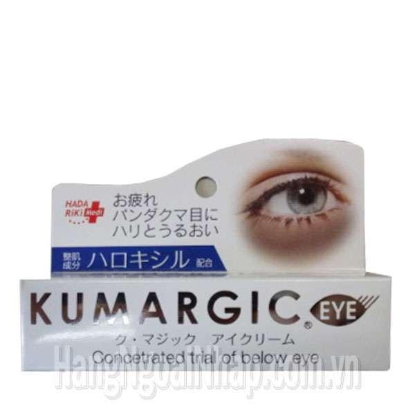 Kem Trị Thâm Quầng Mắt Cream Kumargic Eye Của Nhật