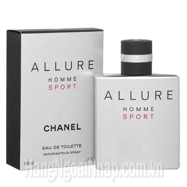 Nước Hoa Nam Chanel Allure Homme Sport 100ml Của Itali
