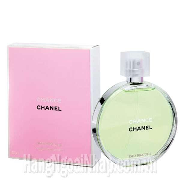 Nước Hoa Nữ Chanel Chance Eau Fraiche Eau De Toilette 100ml Của Pháp