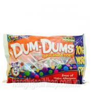 Kẹo Mút  Dum Dums Original Pops 323g Của Mỹ