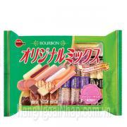 Bánh Thập Cẩm Bourbon Original Mix 20 Cái Của Nhật