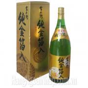 ruou-sake-vay-vang-Alzu-Homare-Honjozo-Kinpaku-Shu-1,8-lit