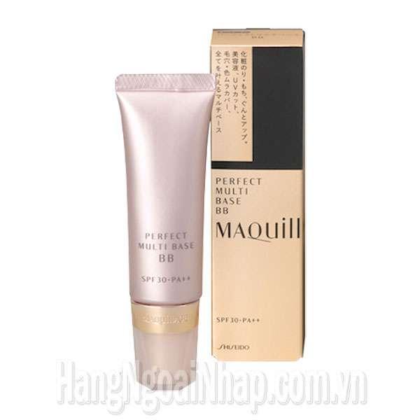 Kem Lót BB Shiseido Maquillage Perfect Multi Base SPF30PA++ Của Nhật