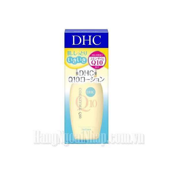 Nước hoa hồng DHC Coenzim Q10 60ml Nhật Bản