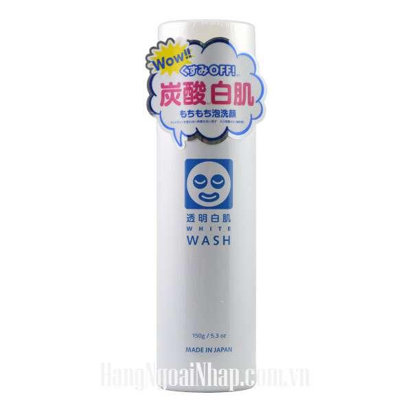 Sữa Rửa Mặt Làm Trắng Da White Wash 150g Của Nhật