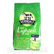 Sữa Tươi Dạng Bột Tách Béo Devondale Instant Skim Milk Powder