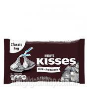Kẹo Socola Hersheys Kisses Gói 340g Của Mỹ