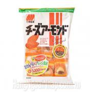 Bánh Hạnh Nhân Phô Mai Cheese Almond 16 Cái Của Nhật Bản