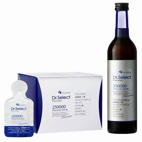 Tinh Chất Placenta DR Select 250000 Của Nhật Bản