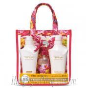 Bộ 3 Shiseido Tsubaki Damage Care 10th  màu trắng