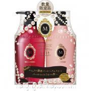 Bộ Dầu Gội Xả Shiseido Macherie 380ml Nhật Bản