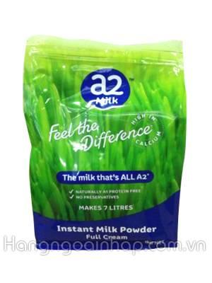 Sữa Tươi Dạng Bột Nguyên Kem A2 Gói 1kg Của Úc