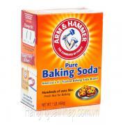 Bột Đa Dụng Pure Baking Soda Arm & Hammer 454g của Mỹ
