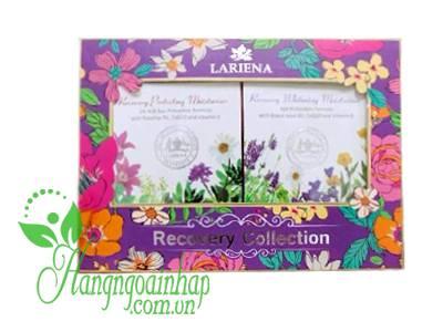 Set kem dưỡng da ngày và đêm Lariena Recovery Collection - Úc
