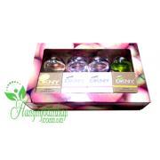 Bộ sản phẩm nước hoa mini nữ  DKNY Be Delicious Fr...