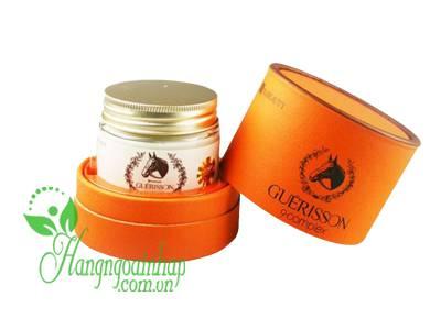 Kem dưỡng dầu ngựa 9 complex  Guerisson Horse Oil Hàn Quốc