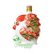 Rượu con gà Whisky Suntory Royal 600ml của Nhật Bản