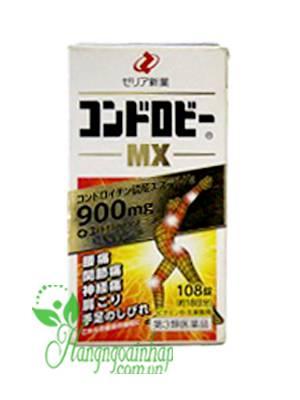Thuốc bổ xương khớp MX Chondroitin thế hệ mới của Nhật Bản 192 viên