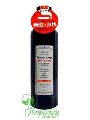 Nước súc miệng diệt khuẩn Propolinse cho người hút thuốc lá 600ml