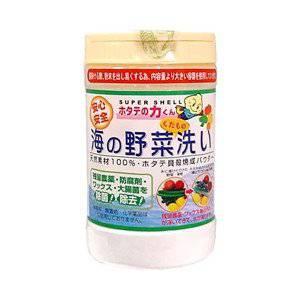 Bột rửa trái cây và rau củ của Nhật Bản 90g
