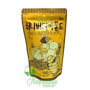 Hạt hạnh nhân tẩm mật ong của Hàn Quốc 250g - Giá rẻ