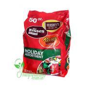 Kẹo Socola tổng hợp Holiday Assortment 1.07kg của Mỹ