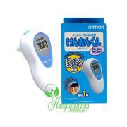 Nhiệt kế đo tai cho bé Omron MC¬510 hàng nội địa c...