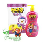 Sữa tắm, gội, xả Pororo trẻ em 3 in 1 400g của Hàn...