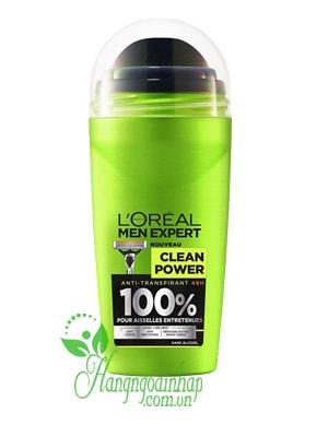 Lăn khử mùi L'oreal Men Expert 150ml của Pháp