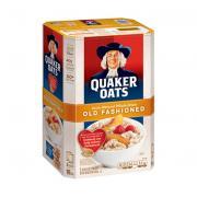 Yến Mạch Nguyên Hạt Nhập Từ Mỹ - Quaker Oats Old Fashioned