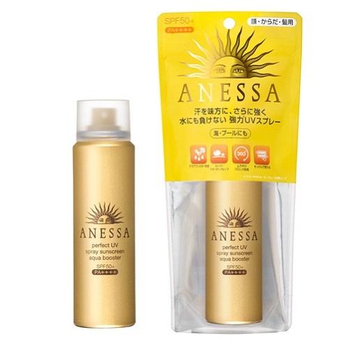 Kem Chống Nắng Shiseido Anessa Dạng Xịt 60ml