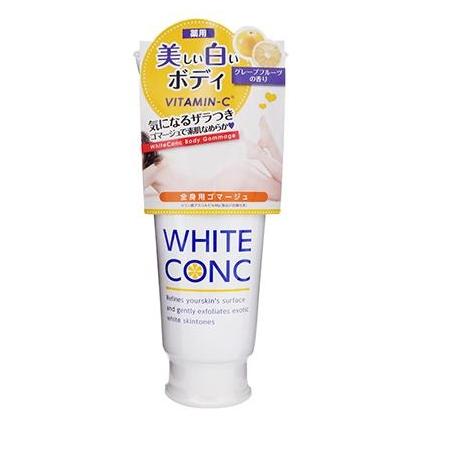 Tẩy tế bào chết dưỡng trắng da White Conc Nhật Bản 150ml