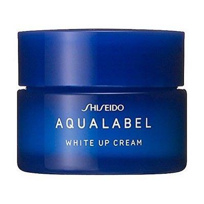 Kem dưỡng trắng da ban đêm Shiseido Aqualabel White up Cream 50g
