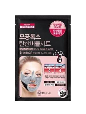 Mặt nạ thải độc Mediheal Mogongtox Soda Bubble Sheet của Hàn Quốc