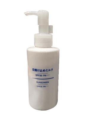 Kem chống nắng Muji 30ml SPF30 PA++ của Nhật Bản
