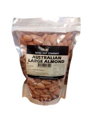 Hạt Hạnh Nhân của Úc Australian Large Almond 500G
