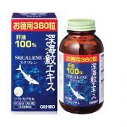 Viên Uống Sụn Vi Cá Squalene Orihiro 360 Viên Của ...