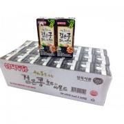 Nước đậu đen hạnh nhân óc chó Hàn Quốc