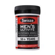 Viên Uống Vitamin Tổng Hợp Cho Nam Swisse Men's 50...