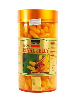 Sữa Ong Chúa Úc Costar Royal Jelly 1450mg 365 Viên