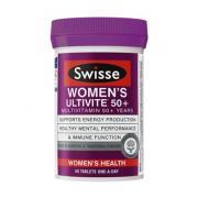 Vitamin Tổng Hợp Cho Phụ Nữ Trên 50 Tuổi - Swisse Womens Ultivite 50+