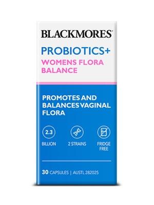 Viên uống phục hồi hệ vi sinh âm đạo BlackMore Women's Flora Balance