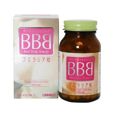 Viên Uống Nở Ngực Săn Chắc Ngực Best Beauty Body BBB