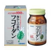Tảo Fucoidan Orihiro 90 viên Nhật Bản – Hỗ trợ chống ung thư