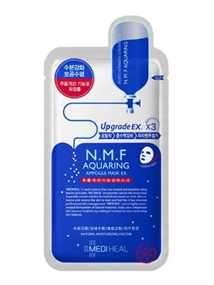 Mặt nạ dưỡng da Mediheal N.M.F Aquaring Ampoule Mask EX Hàn Quốc