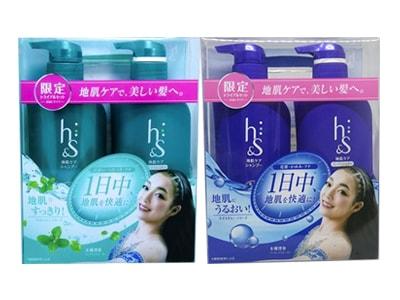Bộ gội xả H&S của Nhật Bản - Đặc trị gàu siêu hiệu quả