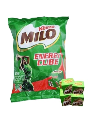 Kẹo Milo Energy Cube 100 viên của Thái Lan -  Giá rẻ nhất