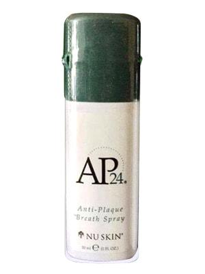 Xịt thơm miệng AP24 Anti-Plaque Breath Spray 30ml của Mỹ