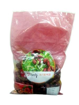 Táo đỏ sấy khô 500g của Hàn Quốc, tốt cho sức khỏe